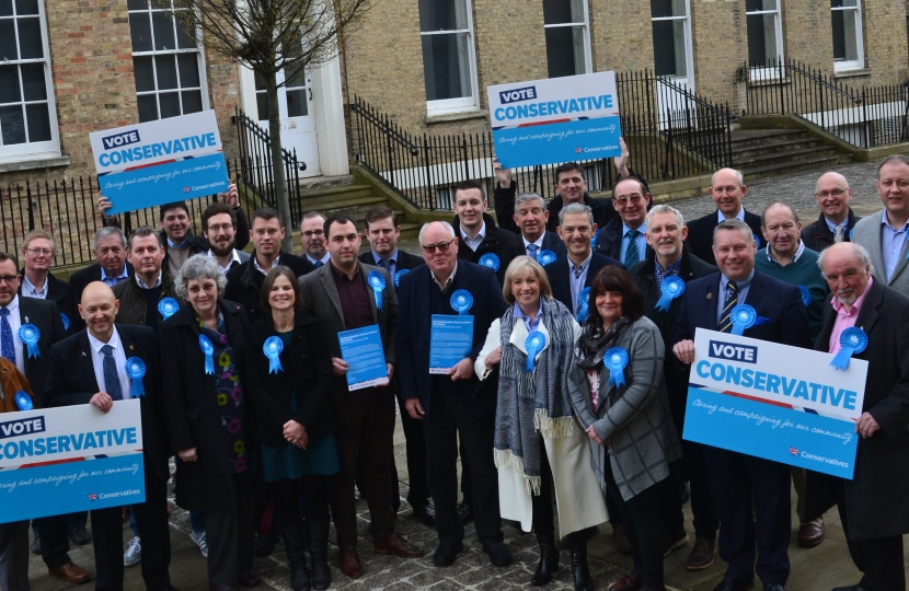 Huntingdon Conservative Councillors