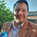 Adam Roberts, District Councillor